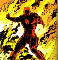 Dardevil - flames