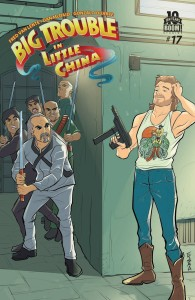 Big Trouble In Little China 17
