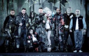Suicide Squad Group Wallpaper